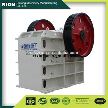 Best sell cobblestone crusher jaw crusher for sale