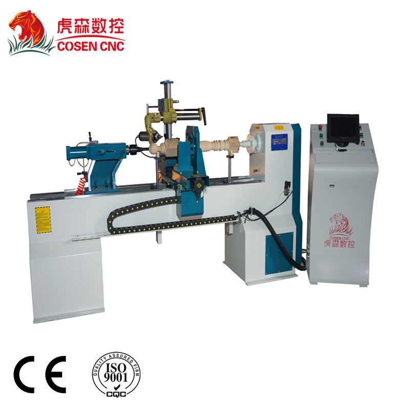 cnc wood lathe machine for furniture legs