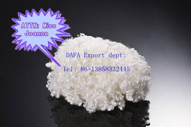 sell 7D64 HCS recycled fiber