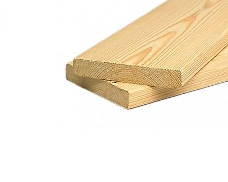 BOARDS FROM SIBERIAN LARCH