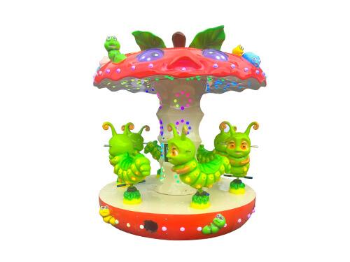 Mini carousel Small Carousel Horse Amusement Rides