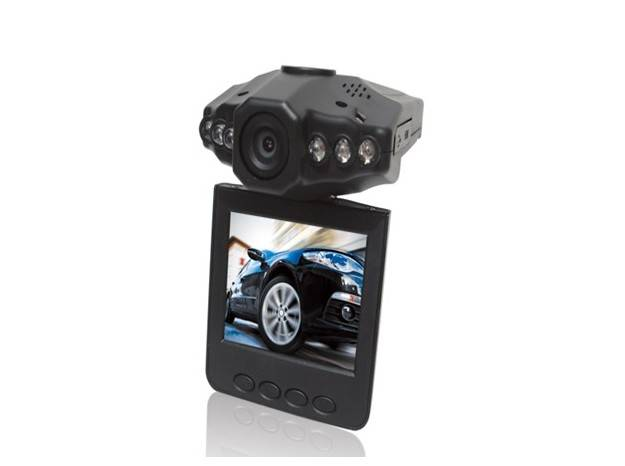 Car Video Recorder 2.5inch TFT Screen