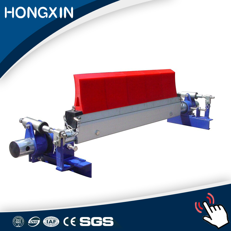 wear resistant polyurethane conveyor belt cleaner