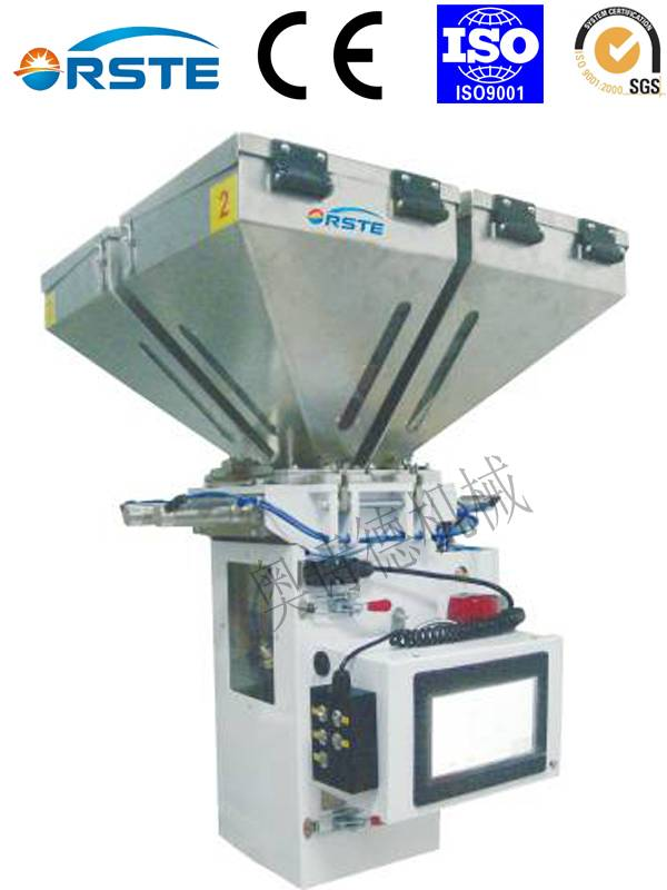 Plastic Powder Masterbatch Gravimetric Blender