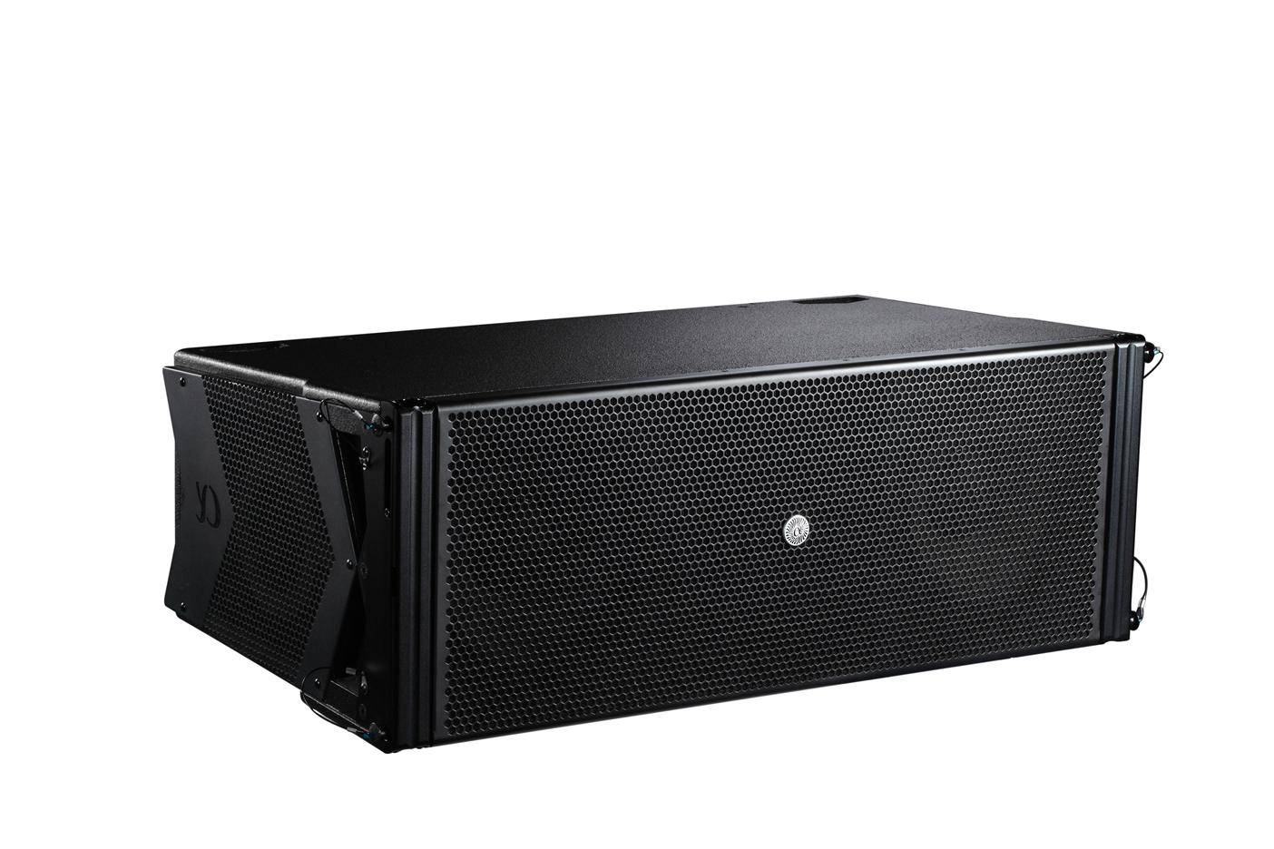 AS 362 3-way line array and symmetrical design speaker audio system