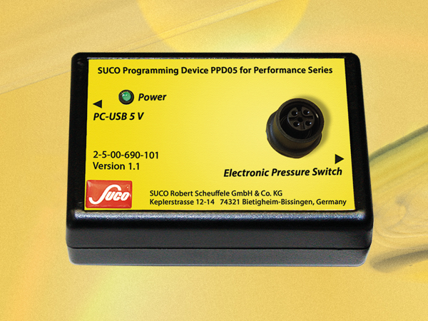 SUCO Programming device PPD05