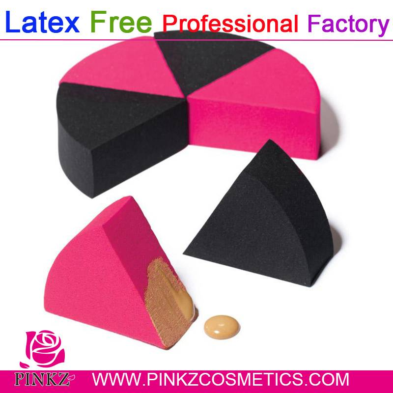 Hydrophilic Latex free makeup sponge cosmetic puff factory price