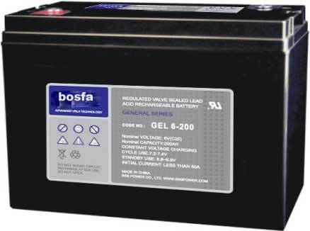 GEL6-180 gel sell battery gel battery 6v 180ah sealed gel battery 6v 180ah gel cell gel sell battery