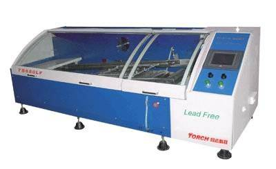 Lead-free wave soldering / PCB Leadfree Wave Soldering Machine  TB680LF (TORCH)