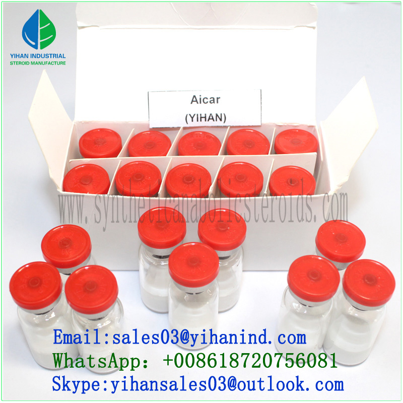 Best Price Chemical/Manufacturer Lyophilized Peptides Powder Aicar/Acadesine Sarms Powder CAS Iris