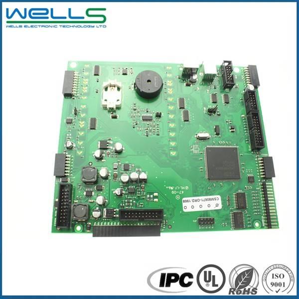 Fr4 UL 94v0 ROHS Hasl Lead Free Pcb Board