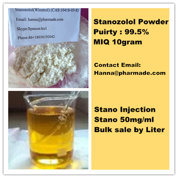 Buy Stanozolol 50mg/ml Oily based Injectable Winstrol 50 steroid oil Muscle Mass Genuine Injection