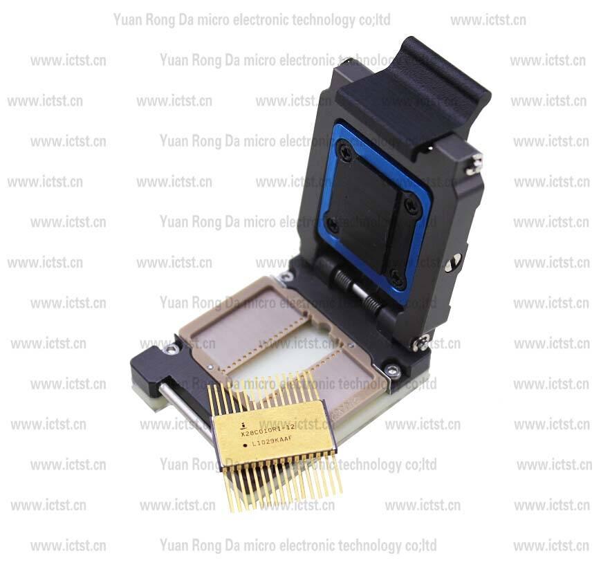 TSOP test socket testing solution born-in socket   BGA test socket programming device
