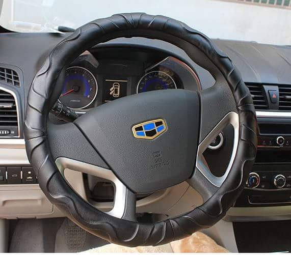 Lambskin massage hot sell Steering Wheel Cover