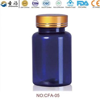 120ml Factory Direct Sale Plastic Bottle for Medicine
