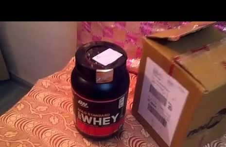 Buy Optimum Nutrition Whey Protein and Quest