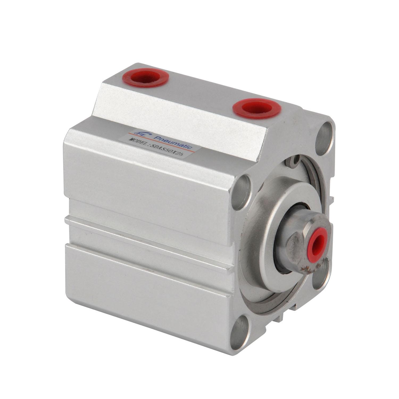 SDA Compact Pneumatic Thin Cylinder