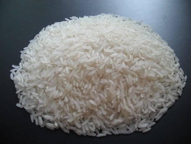 Thai white rice 100%
