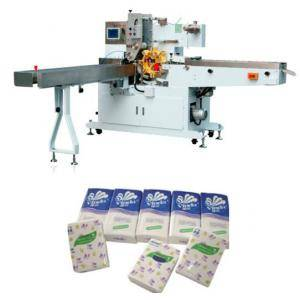 Paper Handkerchief Packing Machine(single bag) (DC-PHPM-1)_Mini Type Facial Tissue Machines and Rela