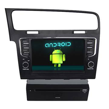 Car dvd player/gps/navigation with Android system support multifunction RDS/RADIO/IPOD/DVD/BT/TV
