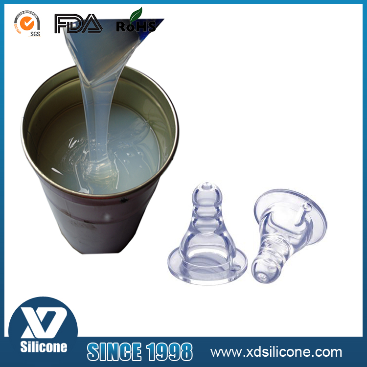 silicone rubber for baby nipple/bottle