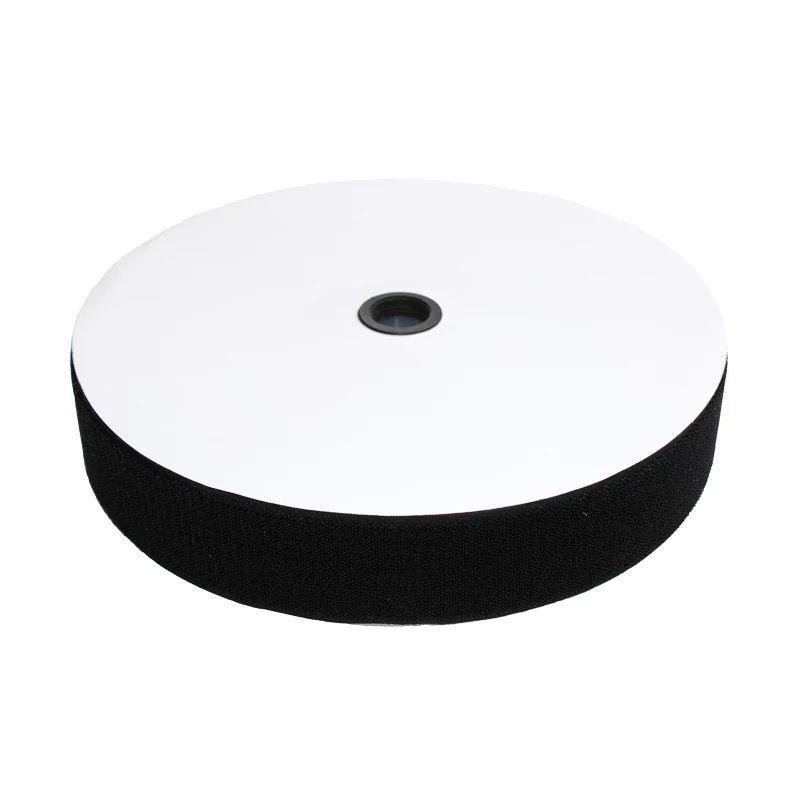 100% Nylon Black and White Unnapped Loop Unbrushed Loop for Snow Clothing Garments and Sports goods