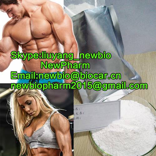High quality steroid powder Methenolone enanthate with good price CAS 303-42-4