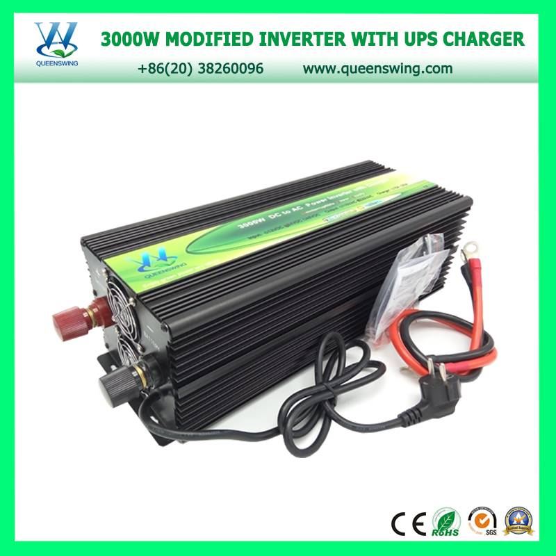 3000W UPS DC AC Solar Power Inverter with Charger (QW-M3000UPS)