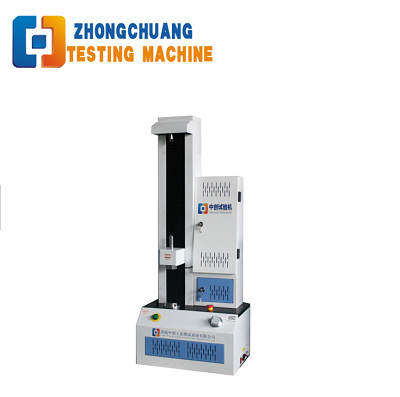Spring Tension and Compression Testing Machine 500N Automatic Spring Tester Price