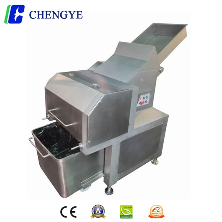 commercial frozen meat slicer cutter / sausage meat cutter / meat slicing cutting machine