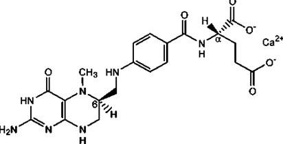 Calcium levomefolate