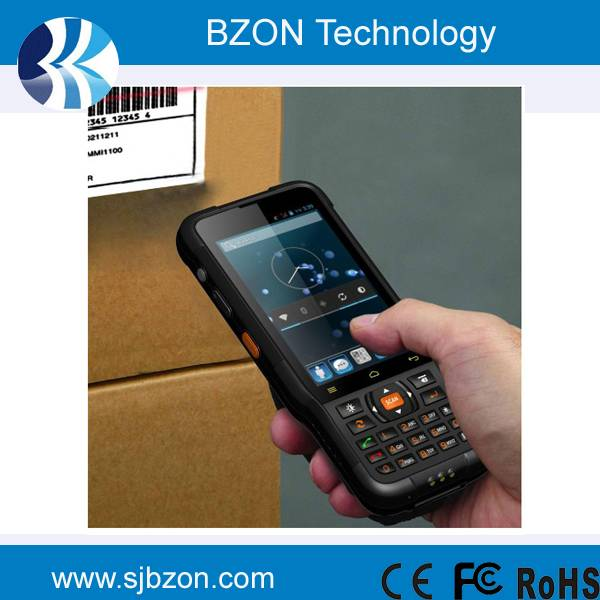 Android Handheld Barcode Scanner