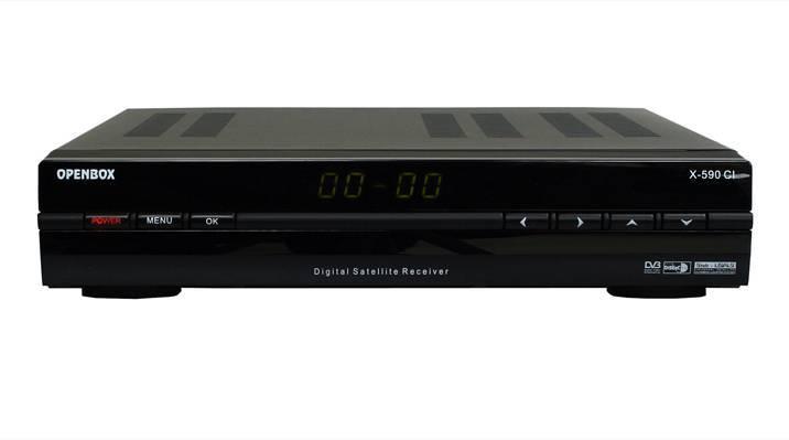 Openbox X590CI Digital TV Receiver