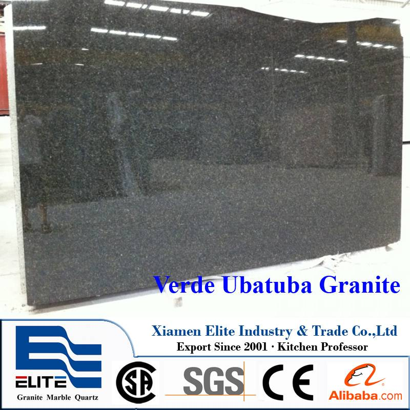Verde Ubatuba Granite Slab good prices