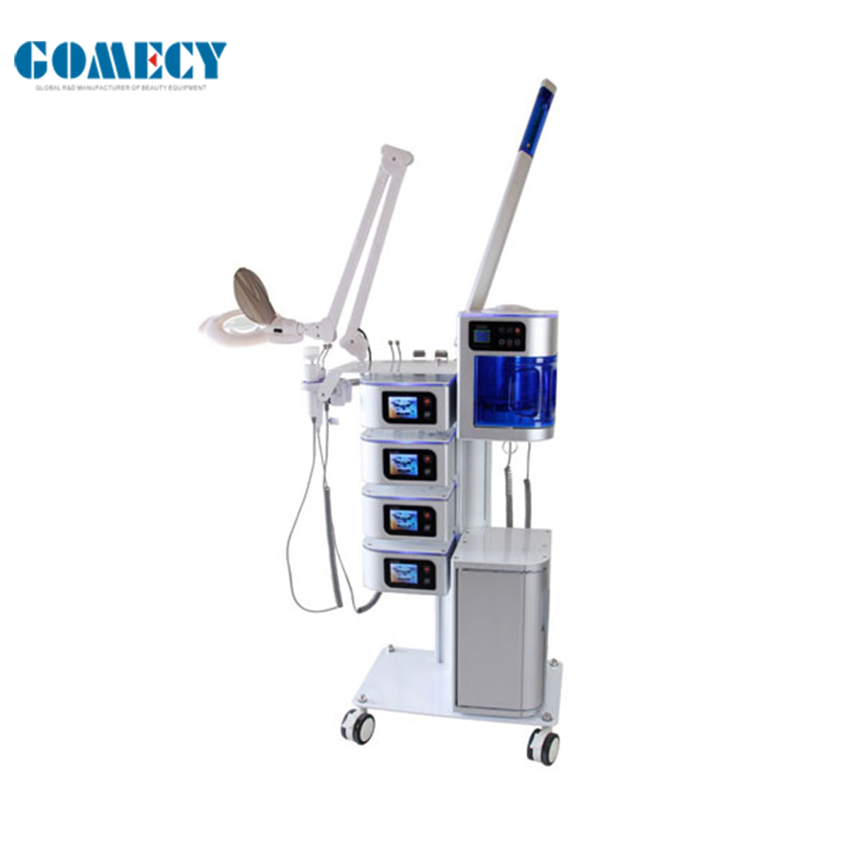 Home use 7 in 1 microdermabrasion machine for sale mesotherapy ultrasound multifuctional salondevice