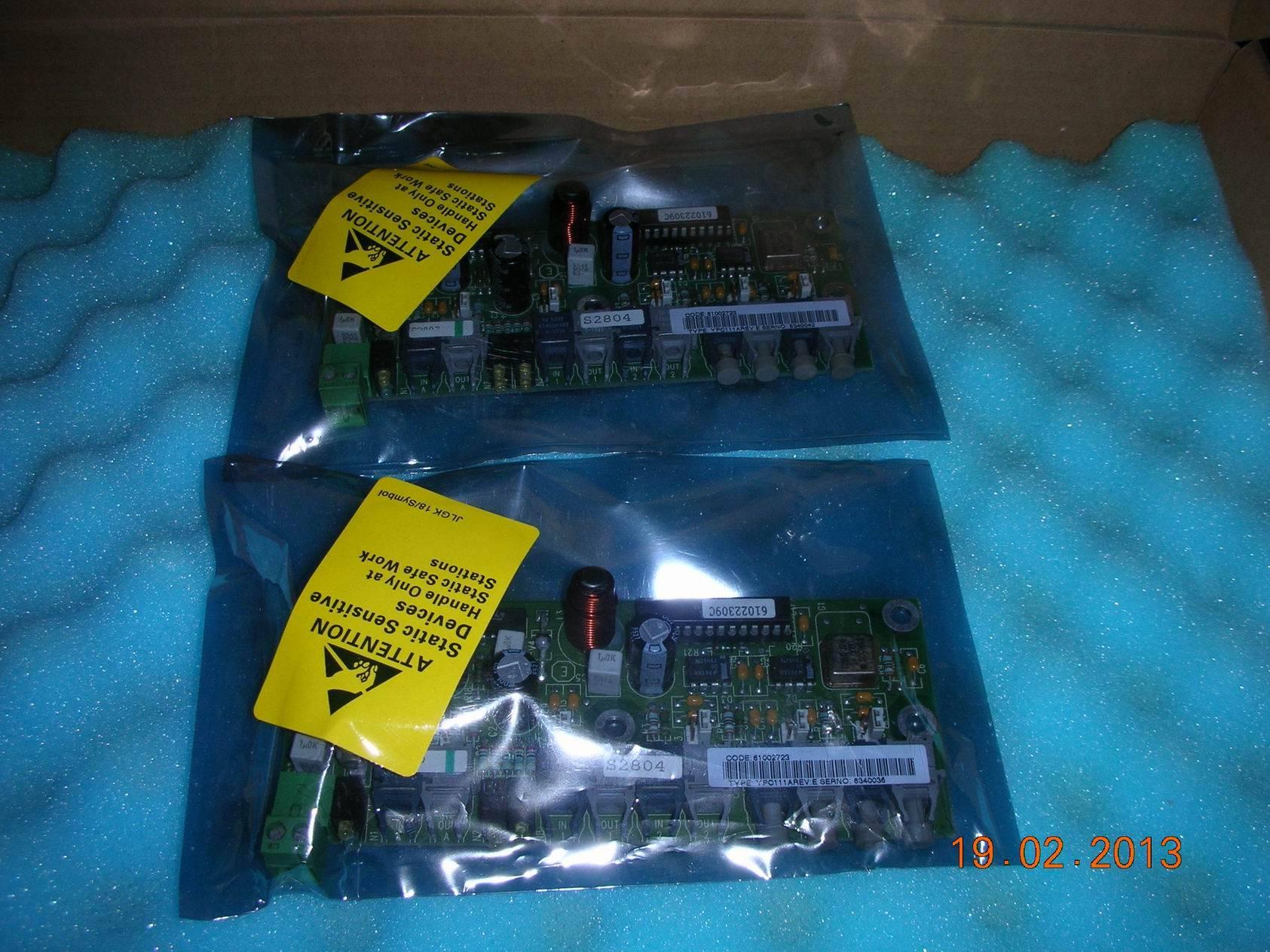 ABB YPC111A CODE 61002723