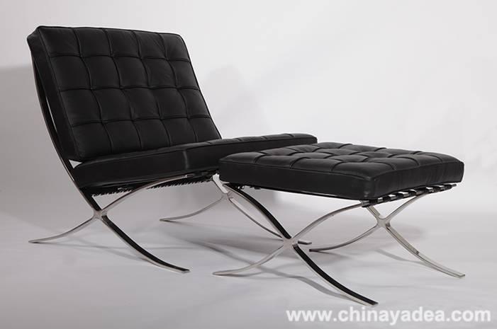 Office furniture home furniture Barcelona chair premium