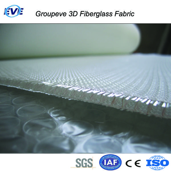 3D Hollow Sandwich Fabric Kit Spacer 3D Fiberglass