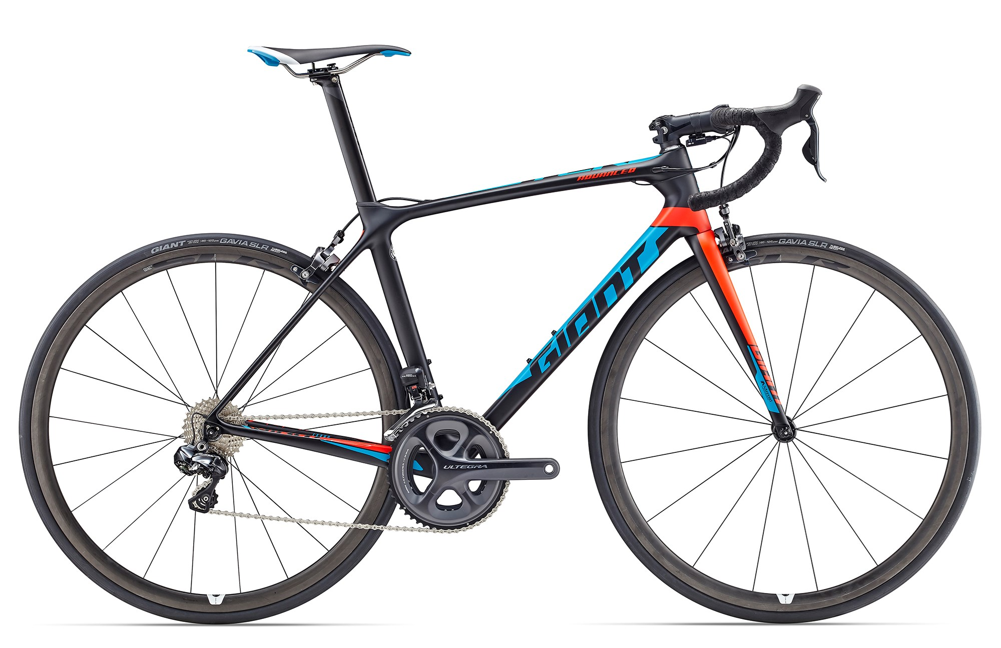 2017 GIANT TCR ADVANCED PRO 0