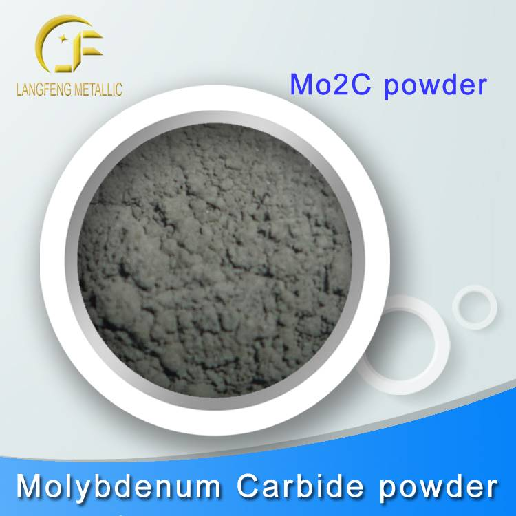 Mo2c Powder for Tool Materials&Catalyst