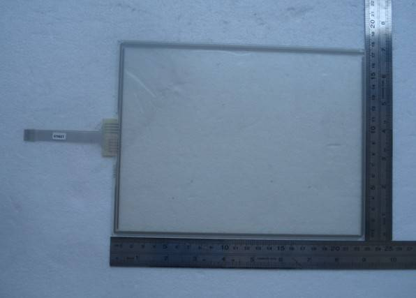 SMT CNC machine touch panel screen for LCD display 5.7'' 6.5'' 15.1'' 10.4'' touchpanel