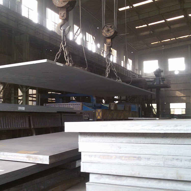 Hot rolled A588 Grade A corten steel plate price
