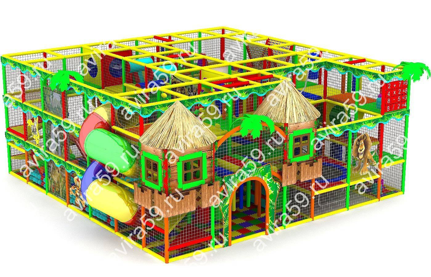 Indoor playground Tumba-Yumba