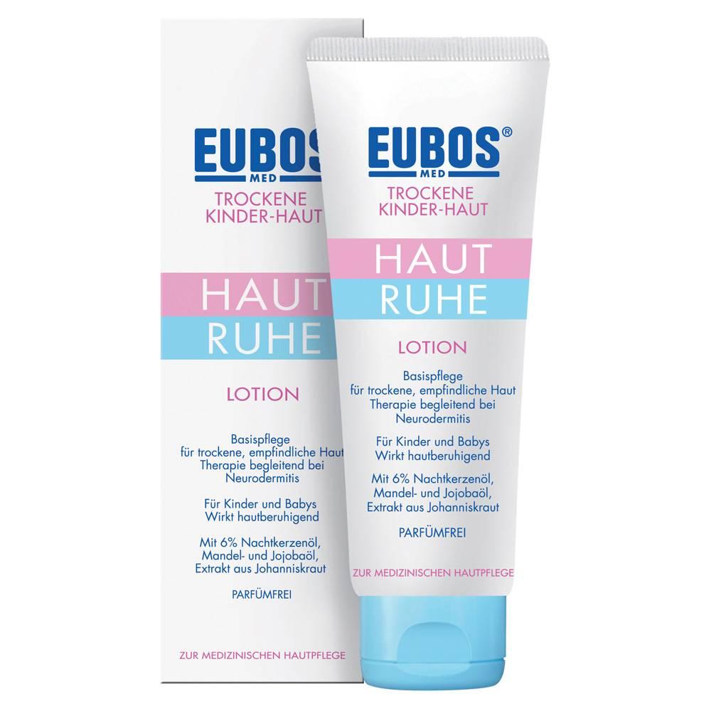 EUBOS Haut Ruhe baby lotion 125ml