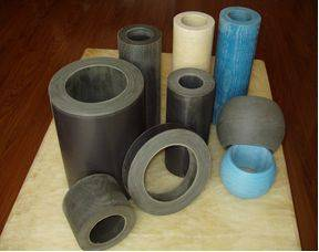 Self-lubricating Composite Engineering Materials under High Load