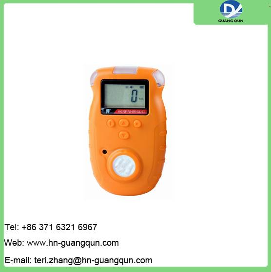 Professional Manufacture BX176 Portable Single Gas Detector/gas monitor LE