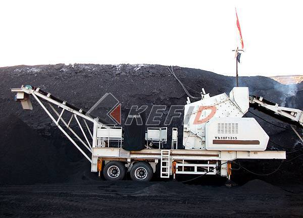 Mobile Impact Crusher