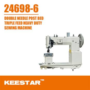 Keestar 24698-6 post bed sewing machine
