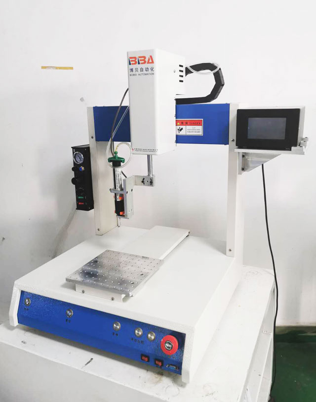 Factory price automatic glue dispenser robot bonding machine
