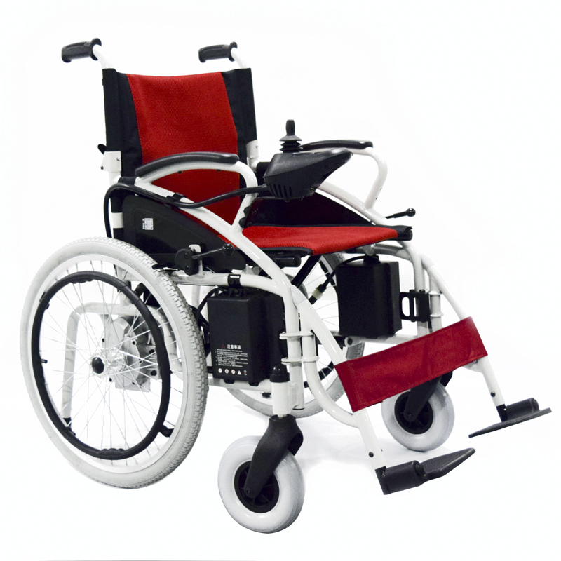 Foldable Electric Wheelchair/power wheelchair/wheelchair with high quality